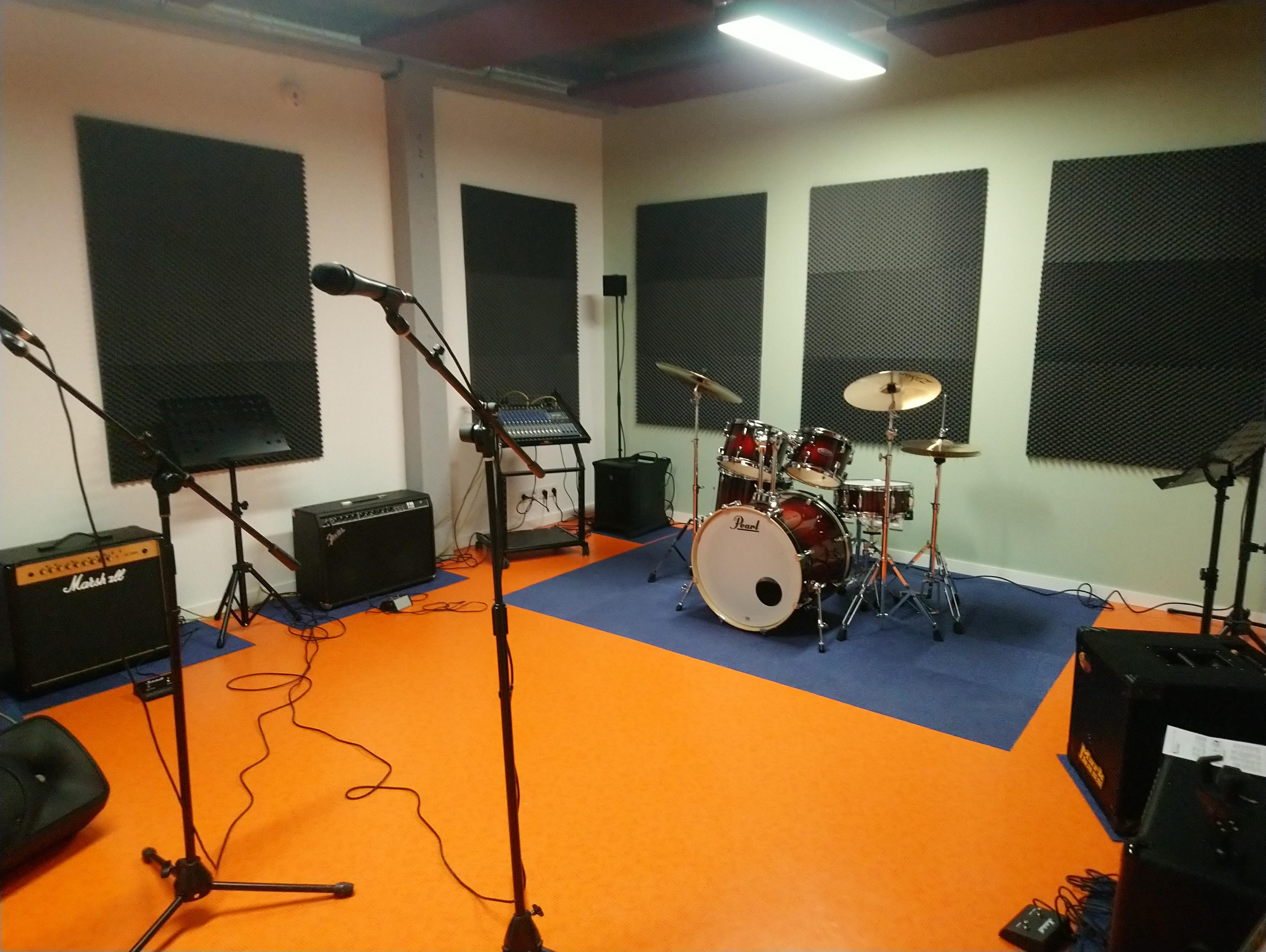 Location Studio Vert (24m²) - 1h