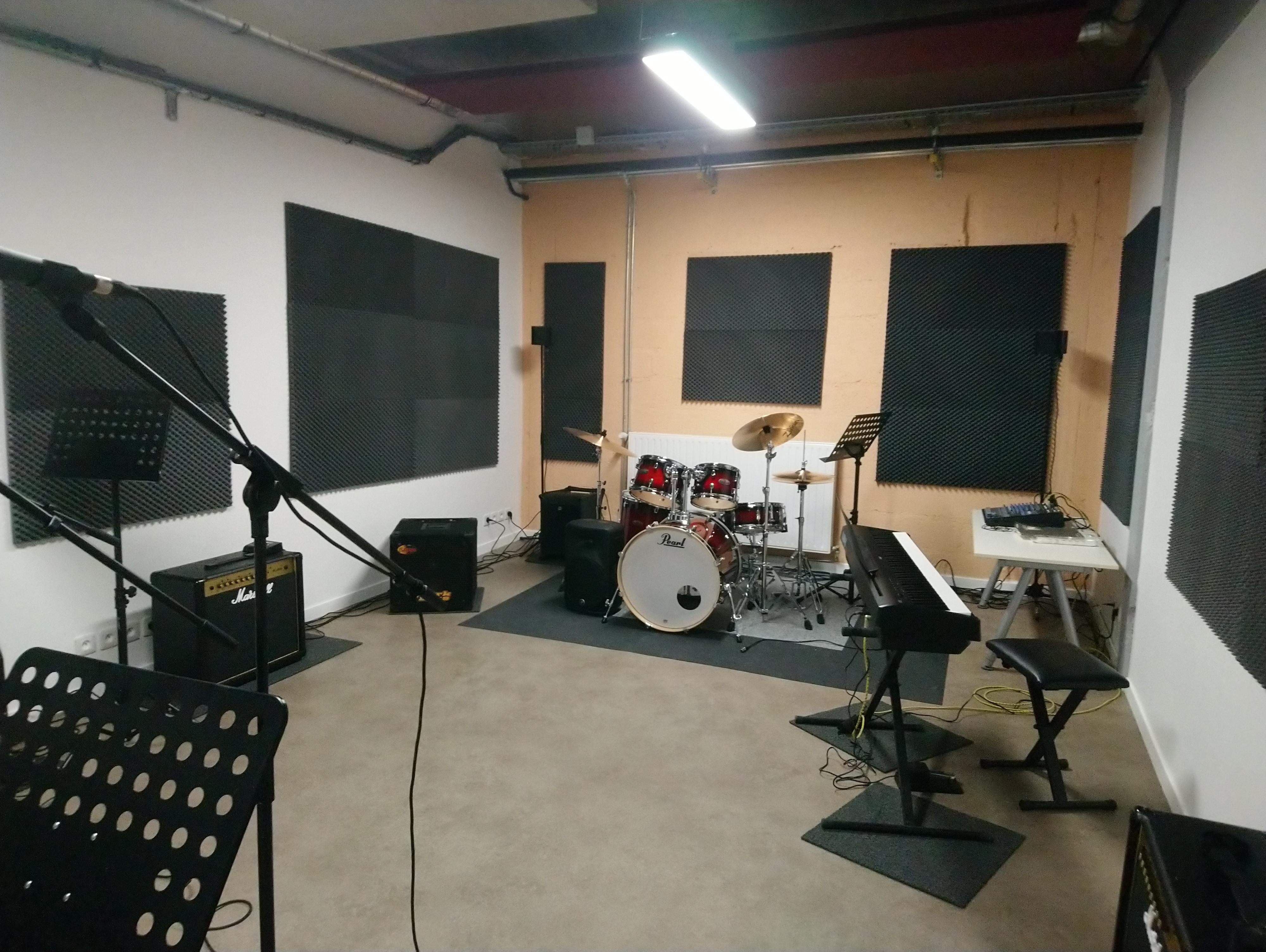 Location Studio Orange (26m²) - 1h