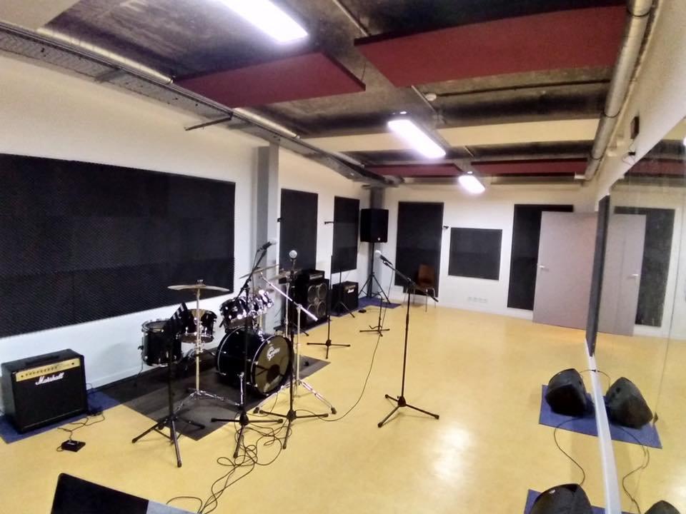 Location Studio Violet (38 m²) - 1h