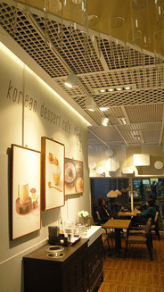 Oriental korea dessert cafe