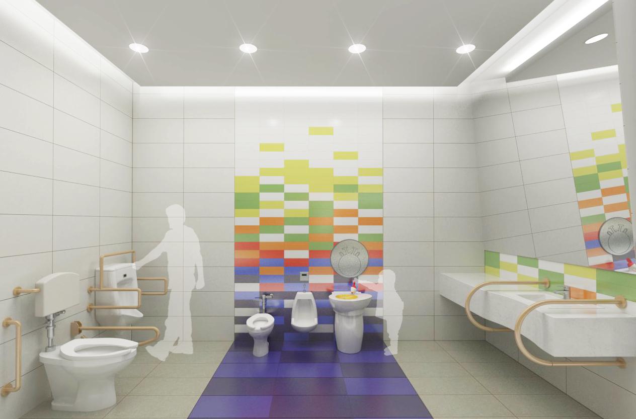 양평 가족화장실