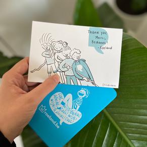 Postkaartjes Roeland vzw
