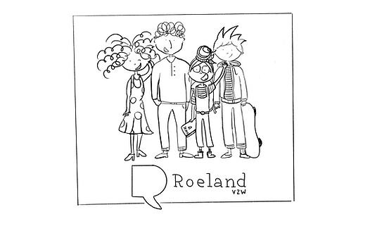 Roeland hoofdpersonages