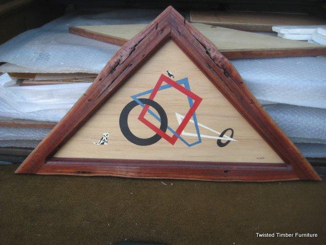 jarrah frame