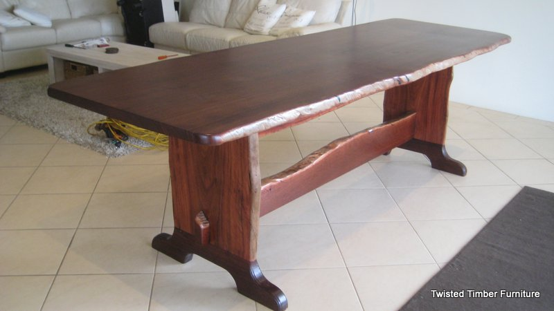 1st Jarrah Dining Table