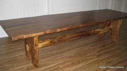 10 Seater Marri Dining Table