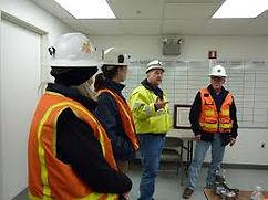 ICAM safety training