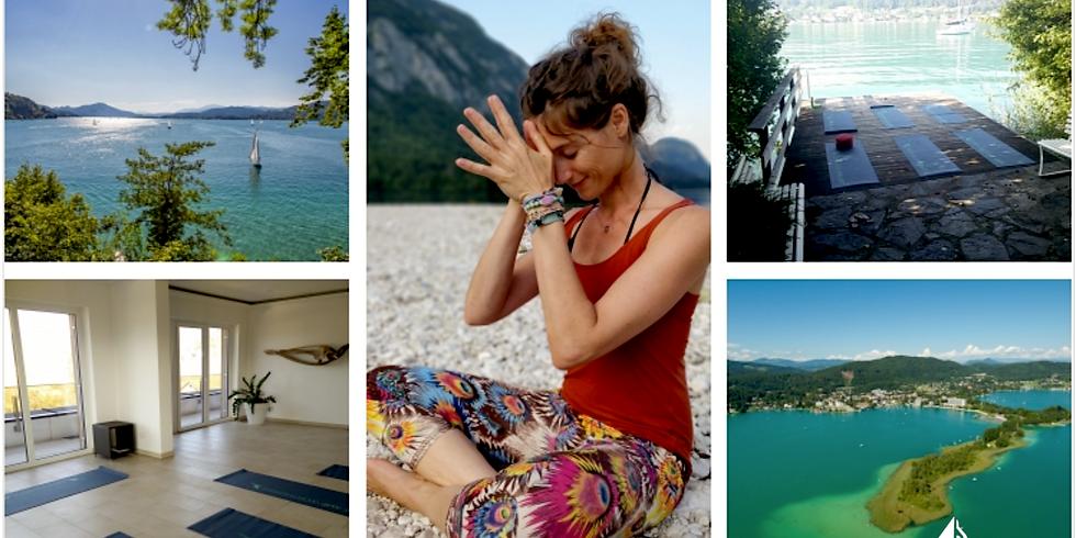 Yoga & Sail am Wörthersee 25. - 28.Juni