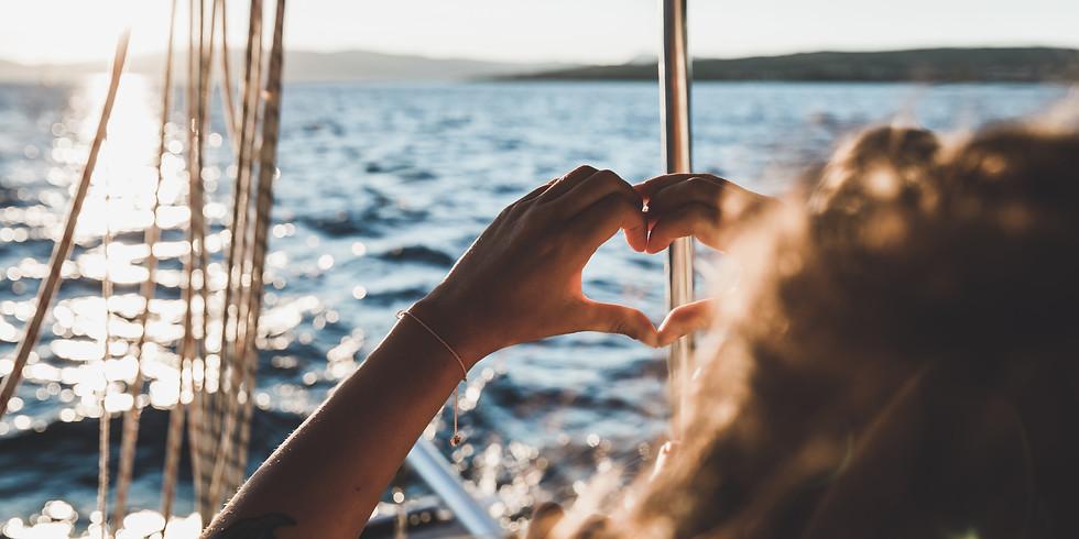 SONNENGRÜSSE - Yoga, Meditation & Reiki Sailing Trip - with Annemarie of VENUSfrequency - September 2021