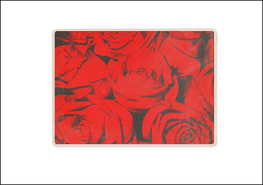 Red Roses - A3 Fine Art Print