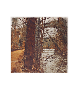 The River Goyt - A3 Fine Art Print