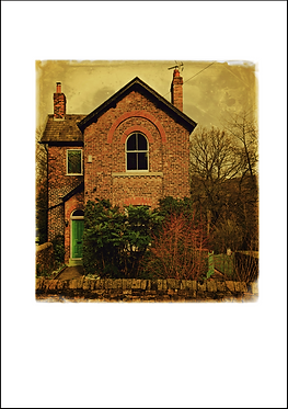Aqueduct House - A3 Fine Art Print