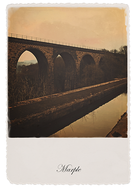 Marple Walks Collection -  Viaduct & Aqueduct