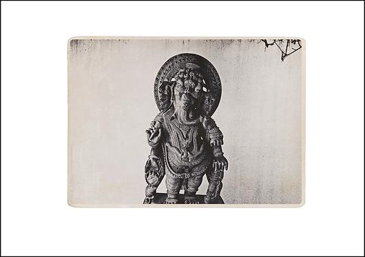 Ganesh - A3 Fine Art Print