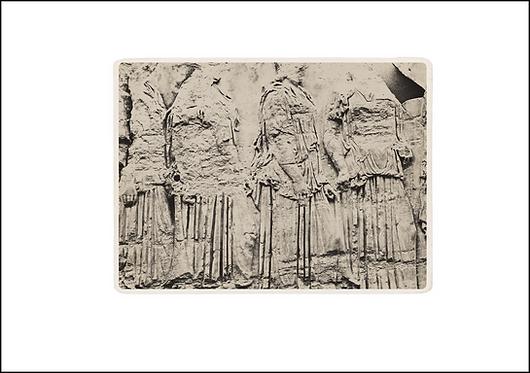 Elgin Marbles - A3 Fine Art Print