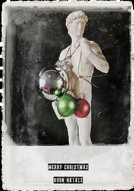 Xmas Collection - Michelangelo's David