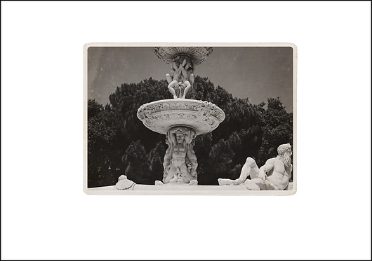 Fountain - A3 Fine Art Prints