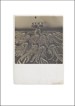 Pasta Maker #3 - A3 Fine Art Print