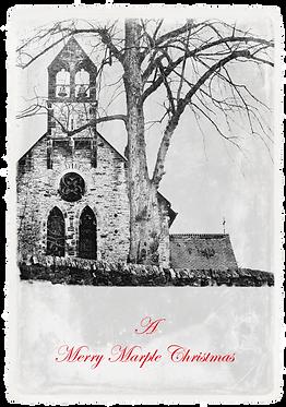 Marple Xmas Collection - St Martin's Church