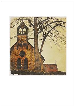 St Martin's Church - A3 Fine Art Print