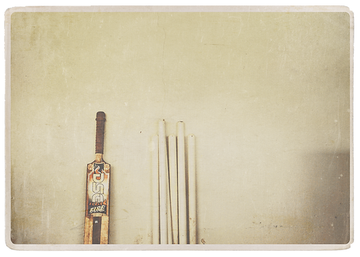 Any Time Collection T.K.F. - Cricket Bat & Stumps