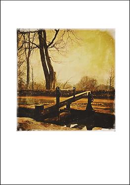 Lock #1 - A3 Fine Art Print