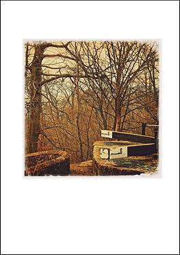 Lock No.6 - A3 Fine Art Print