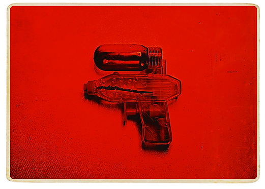 Any Time Collection T.K.F. - The Water Pistol