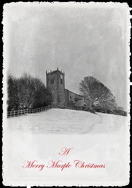Marple Xmas Collection - Mellor Church