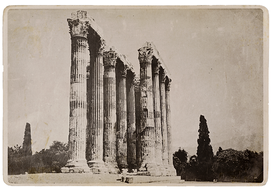 Travel Collection - Athens Greece