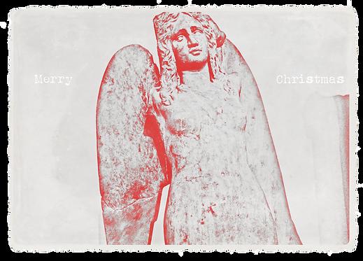 Xmas Collection - Fallen Xmas Angel