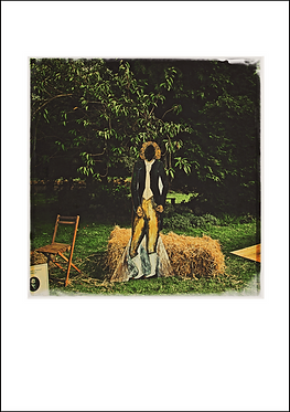 Samuel Oldknow Cardboard Cut Out - Fine Art Print