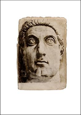 Constantine #2- A3 Fine Art Print