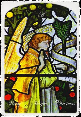 Marple Xmas Collection - St Martin's Church Low Marple