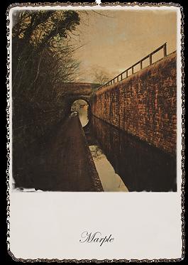 Marple Walks Collection - Canal Walkway and Bridge