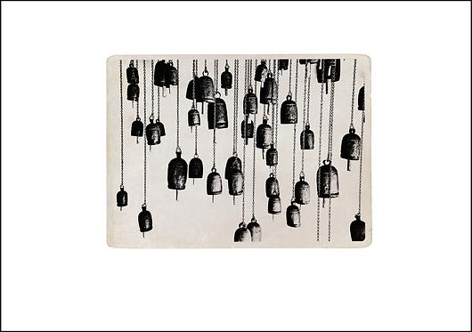 Bells - A3 Fine Art Print