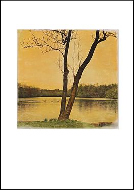 The Roman Lakes #3 - Fine Art Print