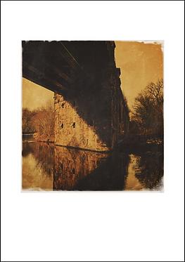 The Viaduct - A3 Fine Art Print