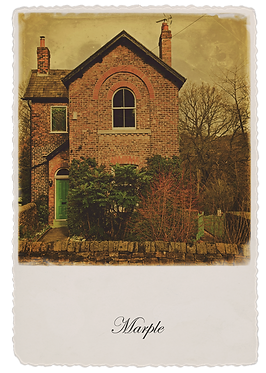 Marple Walks Collection -  Aqueduct House