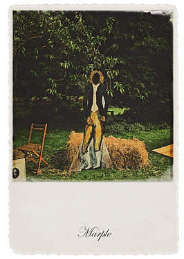 Marple Walks Collection - Samuel Oldknow Cardboard CutOut