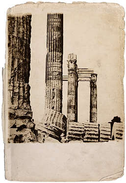 Any Time Collection T.K.F. - Greek Columns