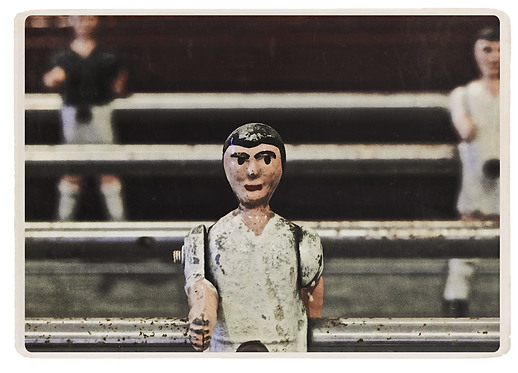 Any Time Collection T.K.F. - Antique Bar Football #2
