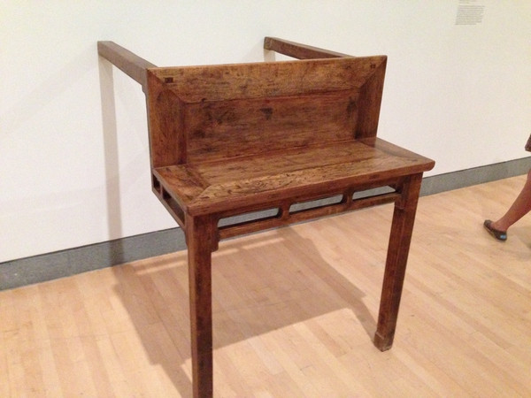 Table with Two Legs (2009)