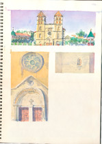 Cathedral Study No.2