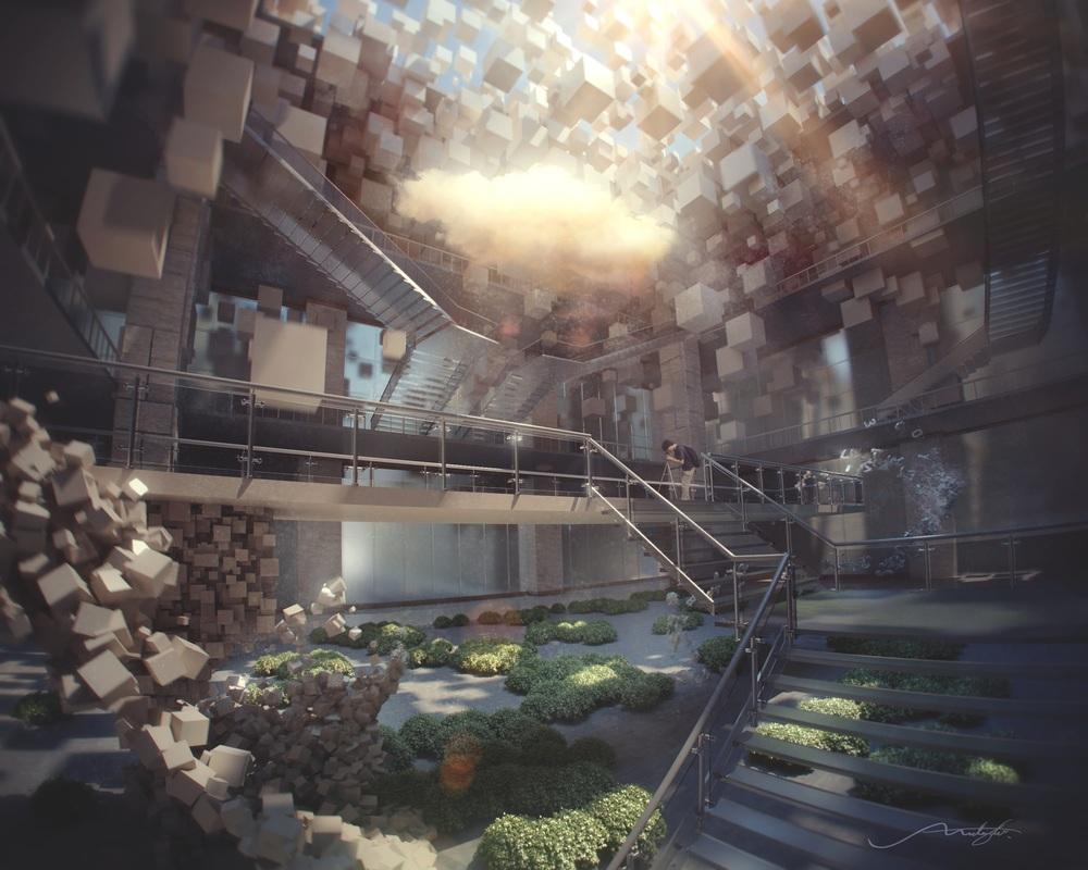 Dreamscape #3 The Parallel Universe
