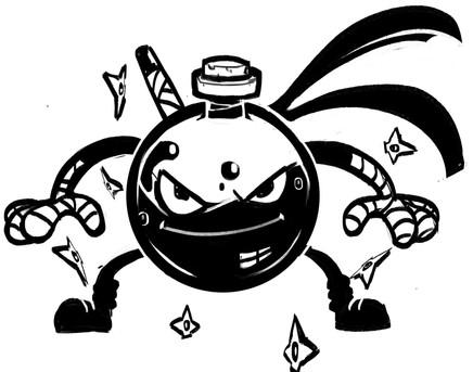 Ninja Potion