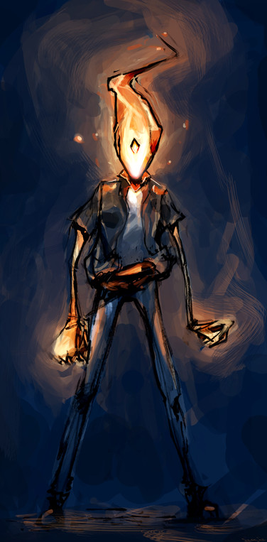 Candle Man