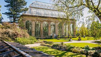 Botanical Gardens, Edinburgh