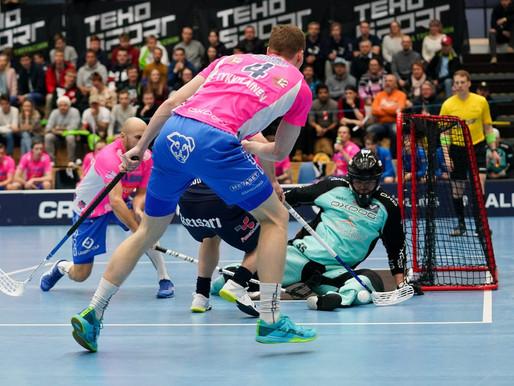 В Финляндии 51 411 игроков во флорбол