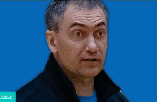 О главном тренере сборной России короткой строкой